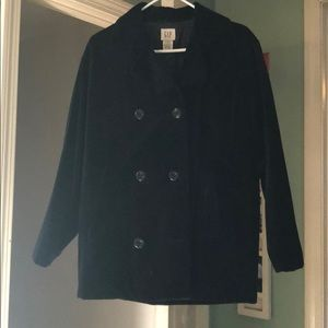 Beautiful suede GAP jacket. Kids 13-14 adult small